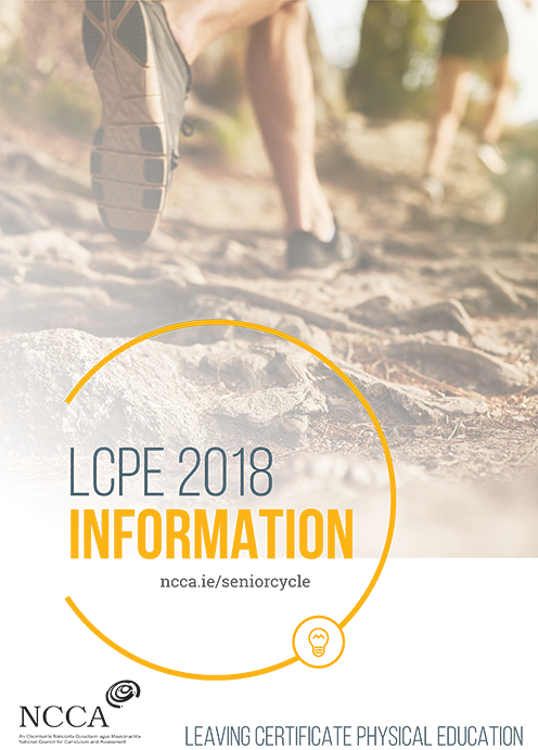 Leaving Certificate Physical Education Lcpe Ncca